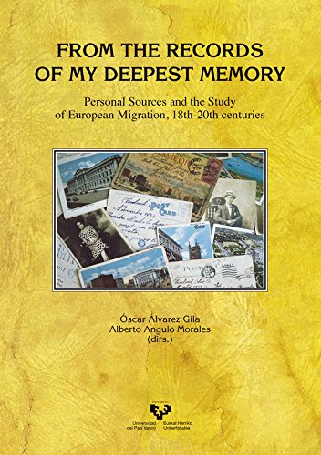 Descargar Libro From de records of mu deepest memory de Oscar Alvarez Gila (Dir)