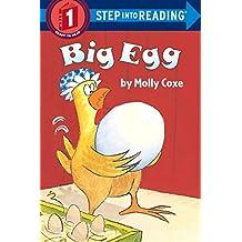 Big Egg (Step into Reading)
