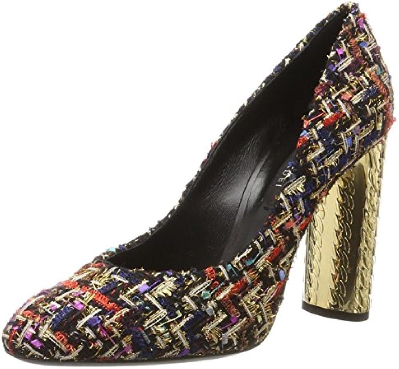 Casadei 1f273, Zapatos de Tacón con Punta Cerrada para Mujer -