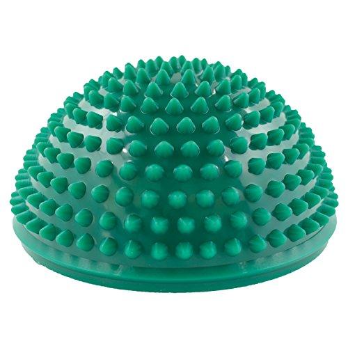 TheraPIE Sensorik Balance Igel | Gymnastik Igel | Igelball | ca. 16 Ø cm | 6er Set + Gratispumpe - Bild 5