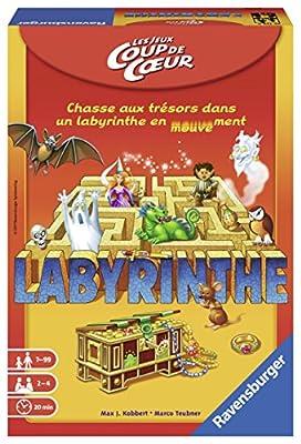 Ravensburger - 26728 - Labyrinthe Coup de Cœur