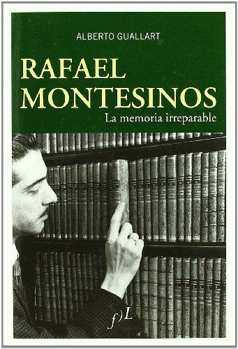 Rafael montesinos por Alberto Guallart
