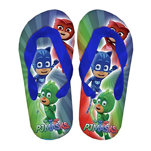 Slippers Flip Flops Pj Mask Child Boy Slippers Official Original