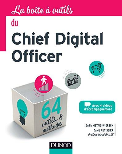 La boîte à outils du Chief Digital Officer par Emily Métais-Wiersch