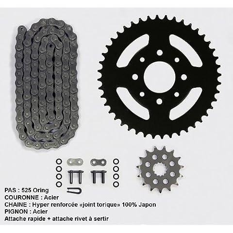 kitchaine Japón–Moto Suzuki DL 650V-STROM/V-STROM ABS L1/AL1–Año 2011–Hyper Oring–Junta