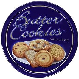 Butter Cookies – biscotti al burro – 340g
