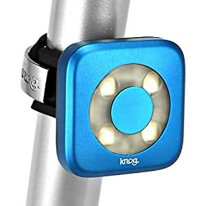 Knog Blinder Rear 4 LED Light - Blue