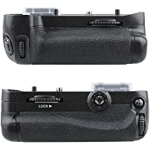 MP power @ ENEL15 EN-EL15 - Empuñadura con batería vertical para cámara Nikon D7100 D7200