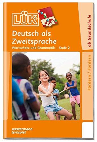 Luk Lernspiele: LUK Deutsch als Zweitsprache 2