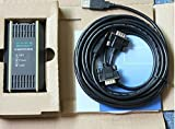 Programmierkabel Ersetzt 6ES7 972-0CB20-0XA0 kompatibel zu Step7 PC USB Kabel passend für SIEMENS Simatic S7-300 PLC, S7-400 PLC MPI + PC-Adapter-USB