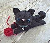 Kitten Knit Pattern (English Edition)
