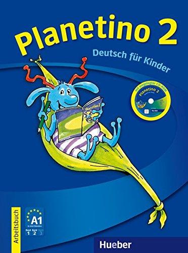 Planetino. Arbeitsbuch. Per la Scuola elementare. Con CD-ROM. Con espansione online: PLANETINO 2 Ab (ejerc.) + CD-ROM