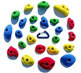 Adventure store Rock Climbing Holds to The Backyard Playset