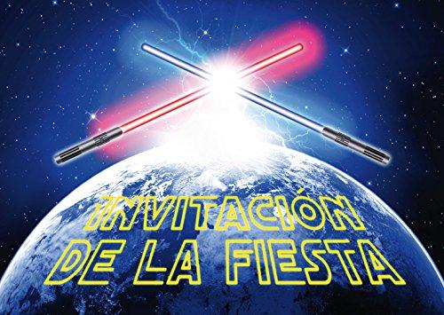 """Edition Colibri 10 Invitaciones en español """"Espadas DE LUZ """": ..."""