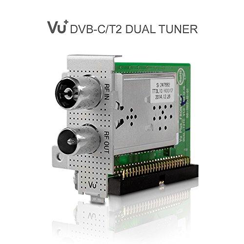 VU + ® Double Tuner DVB-C/T2 (Single Boîtier) Duo 2 / Solo SE V2 / Ultimo / Nations unies