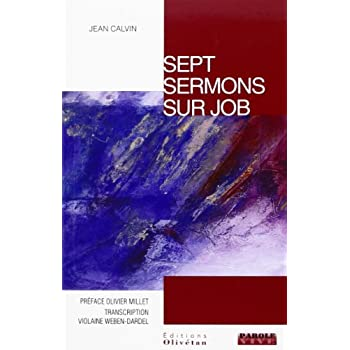 Sept sermons sur Job