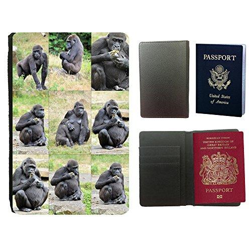 pu-supporto-di-cuoio-del-passaporto-con-slot-per-schede-m00104603-ape-singe-gorille-primat-collage-u