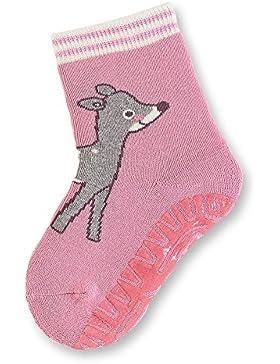 Sterntaler Baby-Mädchen Socken Fli Soft Rehkitz