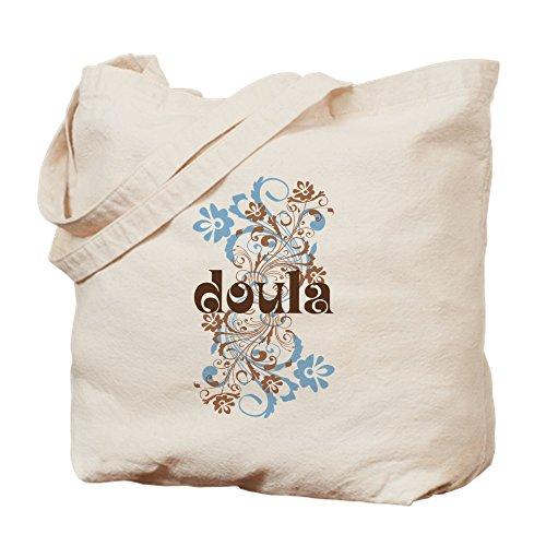 CafePress-Doula Geschenk-Leinwand Natur Tasche, Reinigungstuch Einkaufstasche Tote S khaki