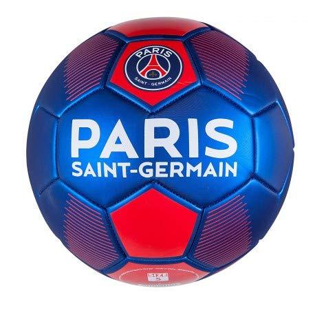 Paris saint germain - pallone da calcio, collezione ufficiale psg, misura 5