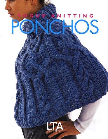 Ponchos : Vogue Knitting par Le temps apprivoisé