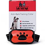 Best Bark Collars For Dogs - Anti Bark Dog Training Collar by Tails Held Review