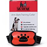 Tails Held High Anti Bark Dog Training Collar uses Sound and Vibration Only, Safe and Humane No Barking Device, 7… 8
