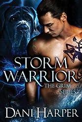 [ STORM WARRIOR (GRIM #1) ] by Harper, Dani ( Author) Aug-2013 [ Paperback ]