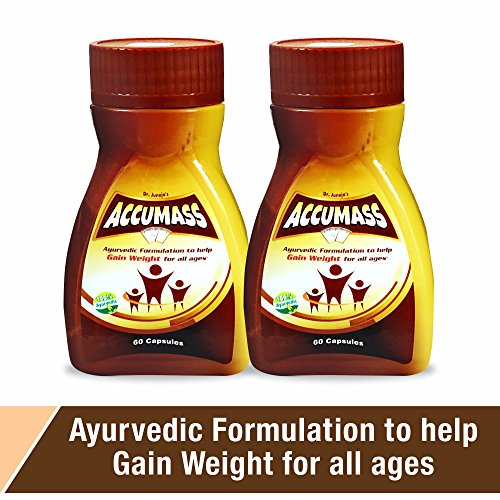 Accumass-Weight-Gainer-Capsules-60Caps-Pack-of-2-for-Men-Women-with-Shatavari-Draksha-Ashwagandha-for-Weight-Gain-Mass-Weight-Gainer-Safe-Fitness-Nutrition-Muscle-Gainer-Herbal-Weight-Gain-Capsules-Na