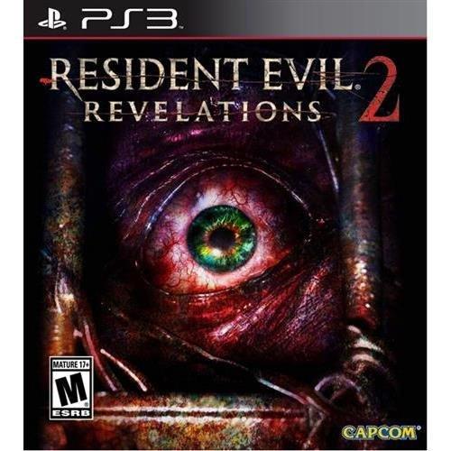 Capcom 34081Resident Evil: Revelations 2Für Playstation 3(capcom34081)