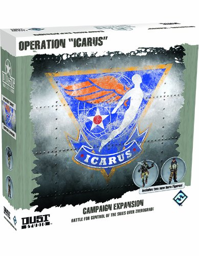 Dust Tactics: Operation 'Icarus'