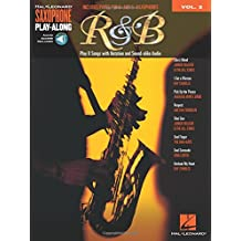 Saxophone Play-Along Volume 2: R&B (Buch & CD)