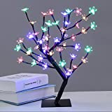 #2: 24 LED Tree Home Decoration Lighting | Size 14 x 5