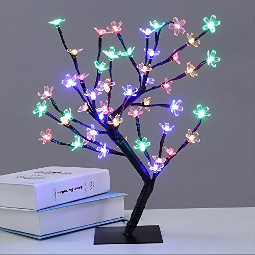 24-LED-Tree-Home-Decoration-Lighting-Size-14-x-5-Inch-Festival-Lamp-Creative-Gift-Diwali-Christmas-Wedding-Party-Event-Multi-Color