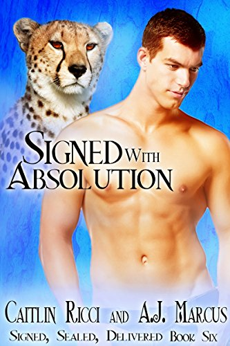 Signed with Absolution (Signed, Sealed, Delivered Book 6)