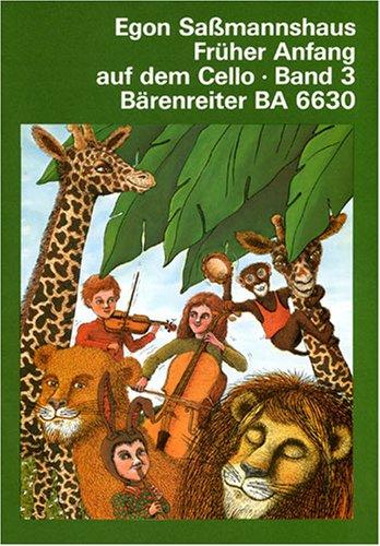 Frher Anfang auf dem Cello (Eine Violo...