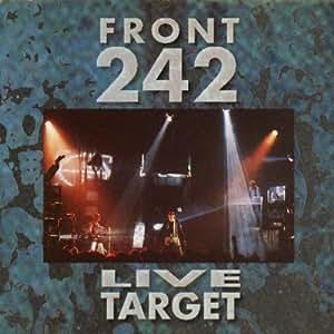 [ CD ] Front 242: Live Target