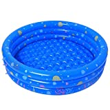 PMFS Kids Aufblasbare Runde Schwimmbecken Sicherheit Float Verdickt Ocean Ball Pool Spielen...