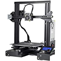 Comgrow Creality Ender 3 3D Printer Aluminum DIY with Resume Print 220 * 220 * 250mm