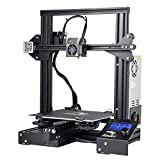 Comgrow Creality Ender 3 3D Printer Aluminum Prusa i3 DIY with Resume Print