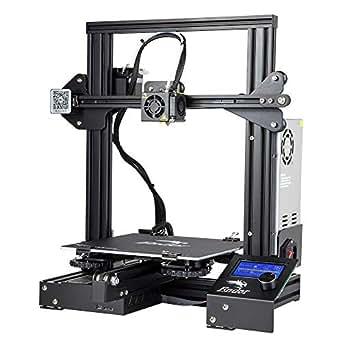 Comgrow Creality 3D Ender 3 3D-Drucker Aluminum DIY mit Druckvorgang 220 * 220 * 250mm