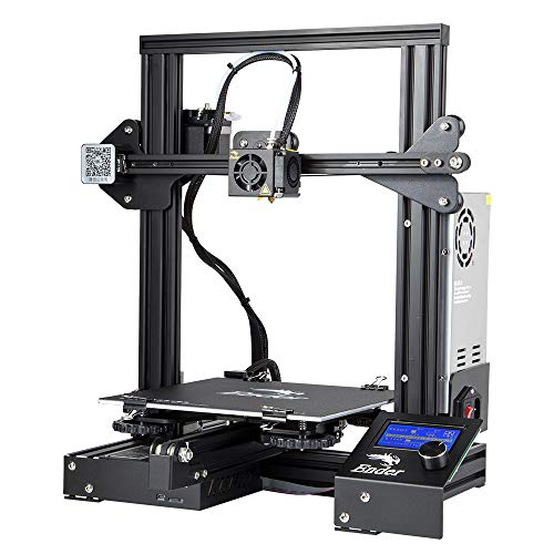 Comgrow Creality 3D Ender 3 Imprimante 3D Aluminum DIY with...