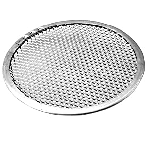 Pizza Screen 10inch [255mm] | Pizza Baking Screen, Wire Mesh Pizza Tray - Ideal for Pizzerias, Restaurants & Home Use