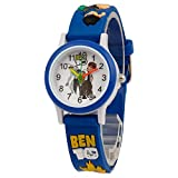 S S TRADERS -Cute Blue Ben10 Round Dial ...