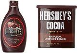 #3: Hershey's Chocolate Syrup, 623g & Hershey's Cocoa Powder 225g