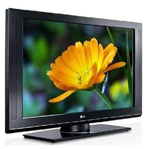 """LG 37LF65 Téléviseur LCD 37""""  HDMI  TNT Noir & argent"""