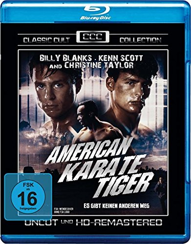 Bild von American Karate Tiger - Classic-Cult-Edition [Blu-ray]