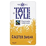 Tate & Lyle - Caster Sugar - 1Kg (Case of 10)