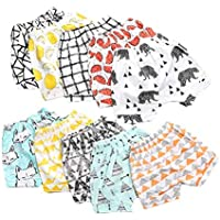 MUKHAKSH (Combo of 6 Pack) Girls/Women/Ladies Hot/Latest Multi Colour Shorts for Nightwear/Lounge Wear/Casual Wear…