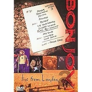 Bon Jovi: Live From London [DVD] [2004]